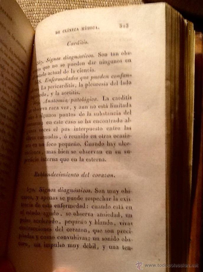 Libros antiguos: COMPENDIO DE CLINICA MEDICA. 1827 - Foto 4 - 52488593