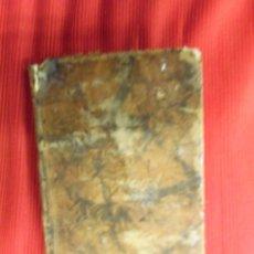 Libros antiguos: EXAMEN DU MATÉRIALISME OU RÉFUTATION DUSYSTEME DE LA NATURE - TOMO PRIMERO - 1772. Lote 52547788
