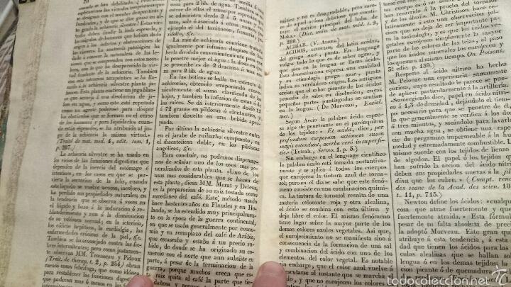 Libros antiguos: DICCIONARIO DE LOS DICCIONARIOS DE MEDICINA, DOCTOR FABRE, 1842, 1ºEDICION, TOMO I - Foto 3 - 52805550