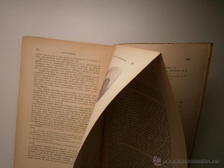 Libros antiguos: Recientes innovaciones en terapeutica experimental suero y quimioterapia Wolff Eisner 1932 - Foto 10 - 52828388