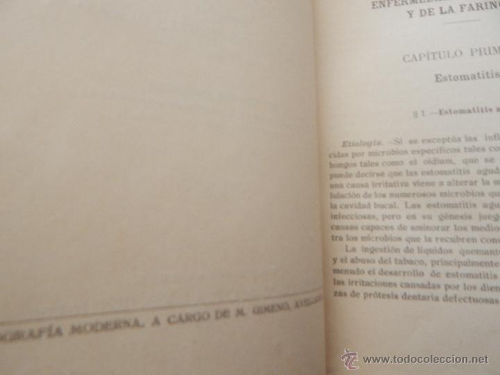 Libros antiguos: Manual de Patología Interna. Tomo III - Dr. D. Arturo Cubells Blasco (traductor), 1915 - Foto 7 - 52990415