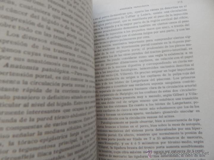 Libros antiguos: Manual de Patología Interna. Tomo III - Dr. D. Arturo Cubells Blasco (traductor), 1915 - Foto 9 - 52990415