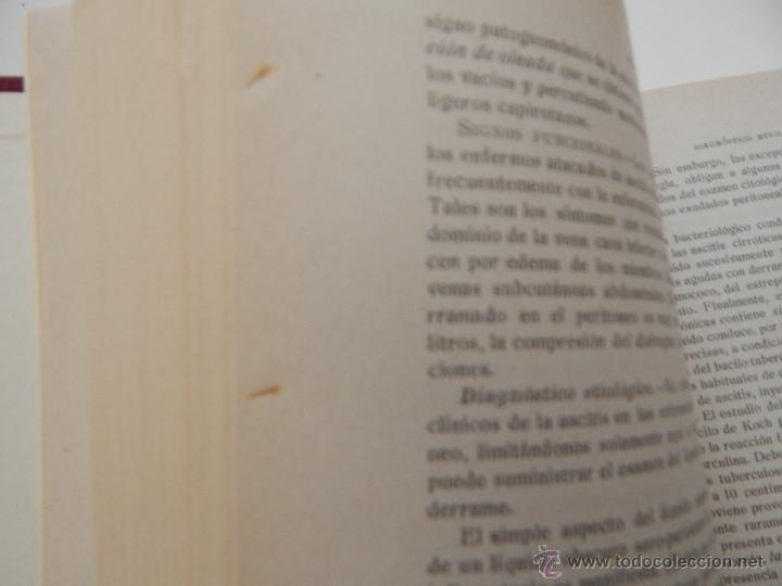 Libros antiguos: Manual de Patología Interna. Tomo III - Dr. D. Arturo Cubells Blasco (traductor), 1915 - Foto 11 - 52990415