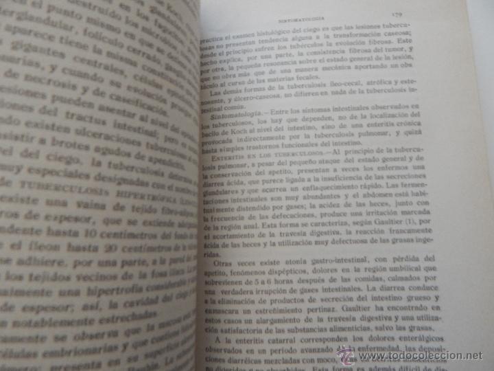 Libros antiguos: Manual de Patología Interna. Tomo III - Dr. D. Arturo Cubells Blasco (traductor), 1915 - Foto 12 - 52990415