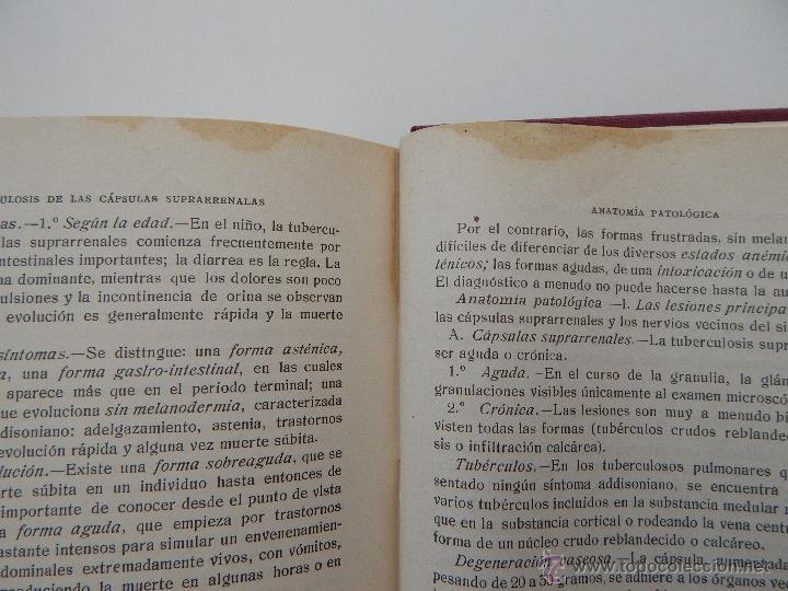Libros antiguos: Manual de Patología Interna. Tomo III - Dr. D. Arturo Cubells Blasco (traductor), 1915 - Foto 13 - 52990415