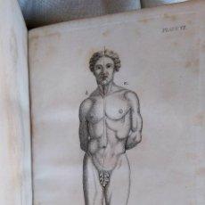 Libros antiguos: LIBRO DE MEDICINA SIGLO XIX, TRATADO SOBRE LAS ENFERMEDADES DEL PECHO, AÑO 1829,GRABADOS DE ORGANOS. Lote 53259633