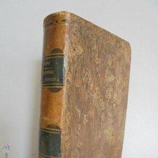 Libros antiguos: TRATADO DE ANATOMIA DESCRIPTIVA TOMO II. PH. C. SAPPEY. CARLOS BAILLY 1874. VER FOTOGRAFIAS.. Lote 53274245