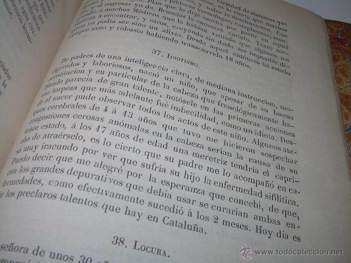 Libros antiguos: BIBLIOTECA RASPAIL..MEDICINA - FARMACIA....FARMACOPEA Y CASOS MEDICO QUIRURGICOS...AÑO 1.876 - 1.877 - Foto 15 - 53665964