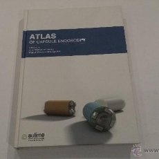 Libros antiguos: ATLAS OF CAPSULE ENDOSCOPY - ATLAS DE CAPSULOENDOSCOPIA. Lote 53733522