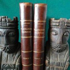 Libros antiguos: FISIOLOGIA HUMANA. STARLING .BELLIDO. BARCELONA 1927. DOS TOMOS ILUSTRADOS. Lote 53810207