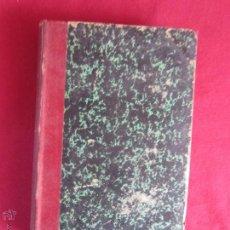 Libros antiguos: TRATADO ELEMENTAL DE PATOLOGÍA MÉDICA -1871 POR D.M.CABANELLAS. Lote 54041108