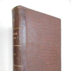 Libros antiguos: ANATOMIA HUMANA DESCRIPTIVA Y TOPOGRAFICA. H. ROUVIERE. TOMO I Y II. DEDICADO Y FIRMADO POR EL AUTOR. Lote 54045972