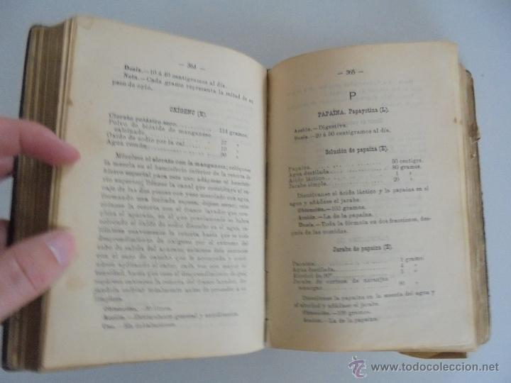 Libros antiguos: PETITORIO FORMULARIO MEDICO FARMACEUTICO PARA LOS SERVICIOS A CARGO DE LAS FARMACIAS MILITARES. - Foto 14 - 54427411
