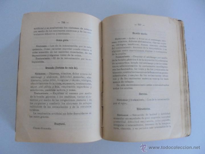 Libros antiguos: PETITORIO FORMULARIO MEDICO FARMACEUTICO PARA LOS SERVICIOS A CARGO DE LAS FARMACIAS MILITARES. - Foto 20 - 54427411