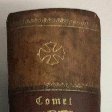Libros antiguos: JOYA HOMEOPÁTICA. MANUAL DE TERAPÉUTICA HOMEOPÁTICA.COMET Y PINART.. Lote 43472738