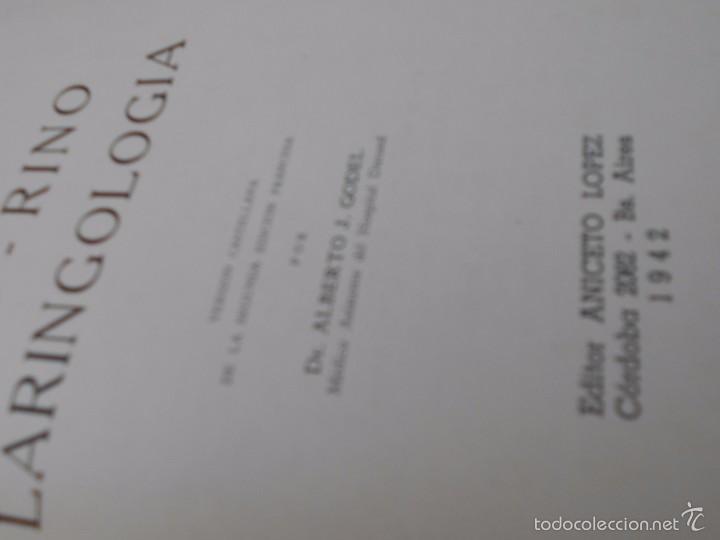 Libros antiguos: MANUAL DE PATOLOGÍA MÉDICA - Foto 3 - 55321722