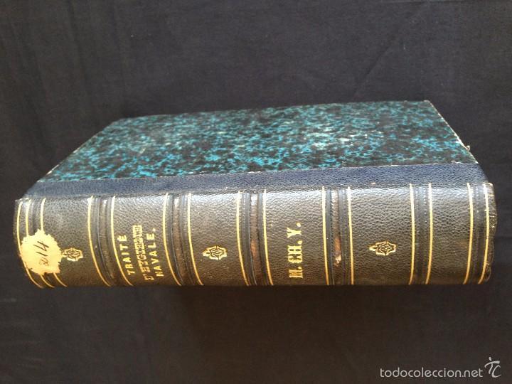 Libros antiguos: Medicina.TRAITÉ D´HYGIÈNE NAVALE ou de L´Influence des conditions physiques.J.-B. FOSSAGRIVE 1856 - Foto 2 - 55578386