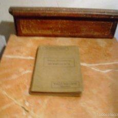 Libros antiguos: METODO HIPODERMICO EN VETERINARIA,EDITORIAL BAILLY-BAILLIERE 1904. Lote 55782308