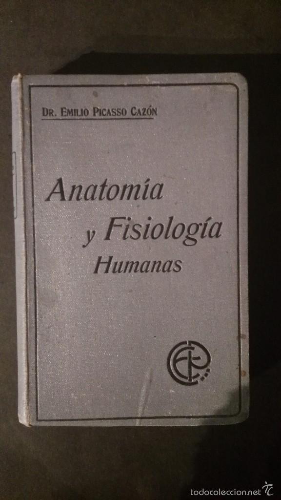 anatomía y fisiología humanas. dr. emilio icass - Comprar Libros ...
