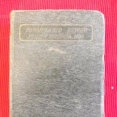 Libros antiguos: VADE MECUM DEL MEDICO PRACTICO. Lote 55946082