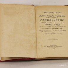 Libros antiguos: 7348 - EDITOR JAIME SEIX. 4 TOMOS. VV. AA.(VER DESCRIPCIÓN). 1889-1893.. Lote 56066518