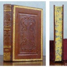 Libros antiguos: TROUSSEAU Y REVEIL TRATADO COMPLETO DEL ARTE DE RECETAR. CALLEJA 1853. DEDICATORIA A DR MATEO SEOANE. Lote 56251785