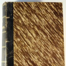 Libros antiguos: HISTORIAS DE CLÍNICA QUIRÚRGICA, FACULTAD MEDICINA VALENCIA 1882 A 1885. Lote 56254298
