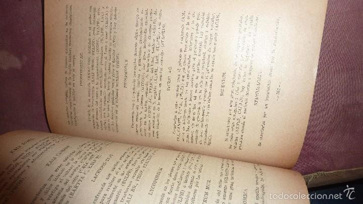 Libros antiguos: libro manual de materia medica homeopatica comparada . homeopatia m. mendez . mexico 1928 - Foto 3 - 56331443