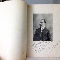 Libros antiguos: JAUREGUI: LA FIEBRE AMARILLA. (1ª ED.: 1910). (SU SEROTERAPIA POR EL SERUM ANTITOXÍNICO) 2 AUTÓGRAF. Lote 56390347