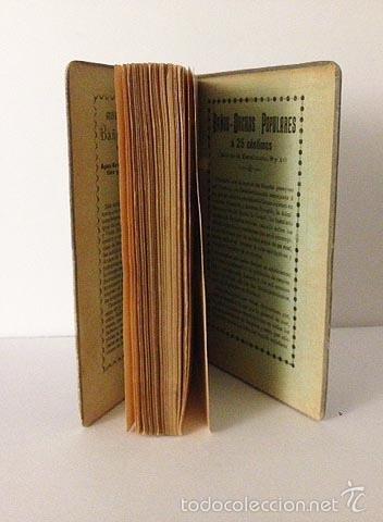 Libros antiguos: Formulario Hidroterápico. (Madrid, 1900) ( Baños, Hidroterapia, Higiene y profilaxis, Enfermedades, - Foto 2 - 56482055