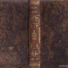 Libros antiguos: TRATADO DE CIRUJIA O SEA DE LAS ENFERMEDADES QUIRURGICAS Y DE LAS OPERACIONES MADRID 1847 VOL III-IV. Lote 56719858