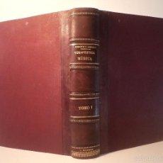 Libros antiguos: MANUAL DE TERAPÉUTICA MÉDICA. TOMO I. G.M. DEBOVE / CH. ACHARD. 1902. Lote 56922591
