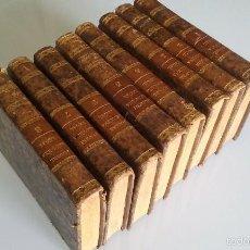 Libros antiguos: 8 TOMOS TRATADO MEDICINA LEGAL, FRANCISCO FODERE, PRIMERA EDICIÓN 1801 - 1802. Lote 57271389