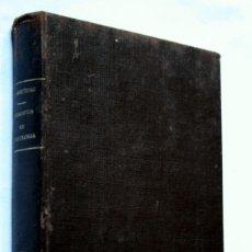 Libros antiguos: 1876. ELEMENTOS DE TOXICOLOGÍA Y MEDICINA LEGAL APLICADA AL ENVENENAMIENTO.. Lote 57726262