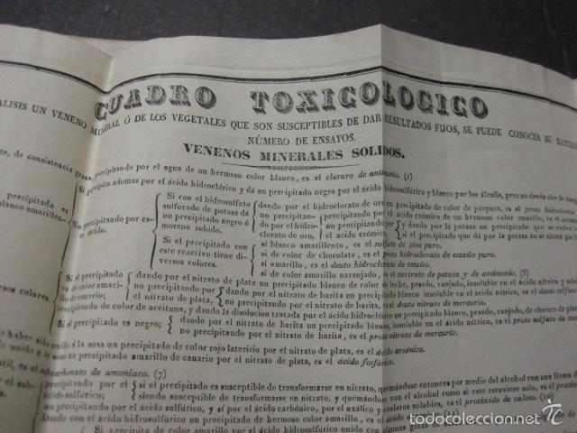 Libros antiguos: ELEMENTOS DE MEDICINA Y CIRUJIA LEGAL-PEIRO RODRIGO-ZARAGOZA AÑO 1832-DESPLEGABLES-VER FOTOS-(XL-50) - Foto 21 - 58191781