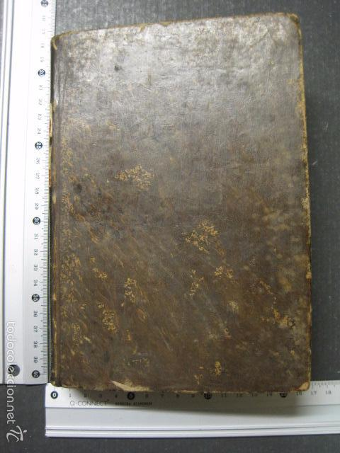 Libros antiguos: ELEMENTOS DE MEDICINA Y CIRUJIA LEGAL-PEIRO RODRIGO-ZARAGOZA AÑO 1832-DESPLEGABLES-VER FOTOS-(XL-50) - Foto 22 - 58191781