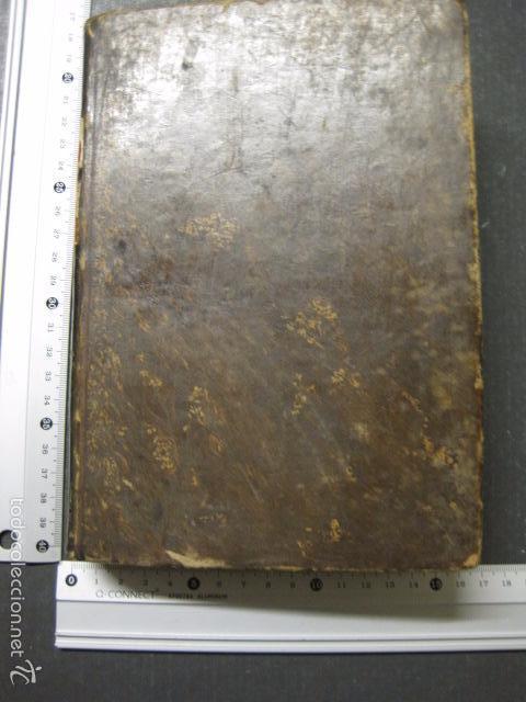 Libros antiguos: ELEMENTOS DE MEDICINA Y CIRUJIA LEGAL-PEIRO RODRIGO-ZARAGOZA AÑO 1832-DESPLEGABLES-VER FOTOS-(XL-50) - Foto 23 - 58191781