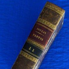 Libros antiguos: TRATADO COMPLETO DEL ARTE DE LOS PARTOS (TOMO II Y III). DÉSIRÉ-JOSEPH JOULIN. 1874, MOYA Y PLAZA. Lote 58658258