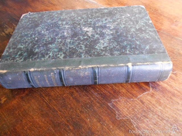 Libros antiguos: Exposition Doctrine Medicale Homoeopathique L'Art de Guèrir. Hahnemann 1856 Homeopatía - Foto 2 - 58766885