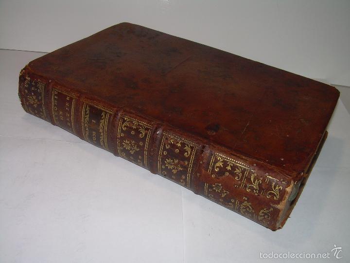 Libros antiguos: LIBRO TAPAS DE PIEL......TRATADO COMPLETO DE ANATOMIA (FRANCES).......AÑO. 1.775 - Foto 2 - 59072490
