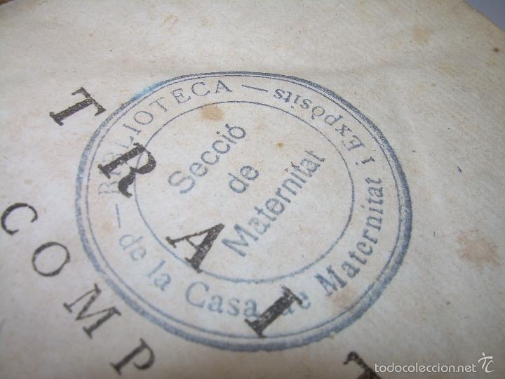 Libros antiguos: LIBRO TAPAS DE PIEL......TRATADO COMPLETO DE ANATOMIA (FRANCES).......AÑO. 1.775 - Foto 5 - 59072490