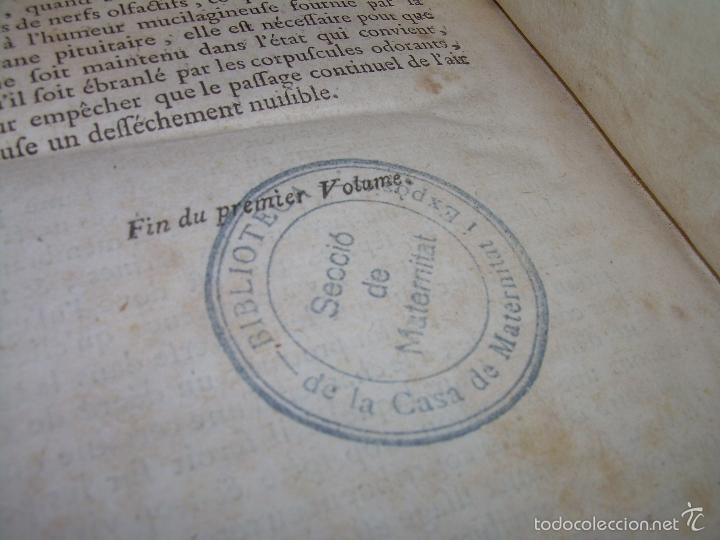 Libros antiguos: LIBRO TAPAS DE PIEL......TRATADO COMPLETO DE ANATOMIA (FRANCES).......AÑO. 1.775 - Foto 17 - 59072490