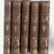 Libros antiguos: NUMULITE L0377 TRATADO DE PATOLOGÍA EXTERNA AUG. VIDAL TOMOS II III IV V Y VII MEDICINA CIRUGÍA 1842. Lote 59835056