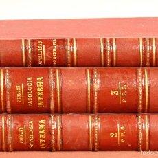 Libros antiguos: 7900 - EDITORIAL DE ESPASA Y COMPAÑIA. 3 VOLUMENES(VER DESCRIP). VV. AA. 1884.. Lote 59852448