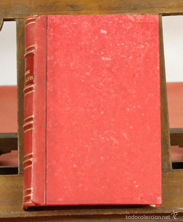 Libros antiguos: 7920 - TRATADO PRÁCTICO DE LAS ENFERMEDADES DE LOS OJOS. MEYER. EDI. MOYA Y PLAZA. 1875. - Foto 2 - 59974927