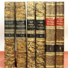 Libros antiguos: 7925 - EDITORES ESPASA Y COMPAÑIA. 6 VOLÚMENES (VER DESCRIPCIÓN). VV. AA. 1895.. Lote 59981267