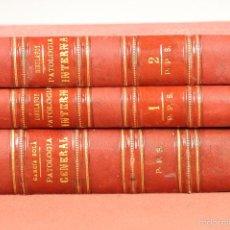 Libros antiguos: 7928 - EDITORES MOYA Y PLAZA. 3 VOLÚMENES. (VER DESCRIPCIÓN). VV. AA. 1882.. Lote 60028263