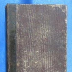 Libros antiguos: FORMULARIO UNIVERSAL DE VETERINARIA. NICOLÁS CASAS DE MENDOZA. LIBRERÍA DE D. PABLO CALLEJA, 1868.. Lote 60340639