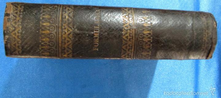 Libros antiguos: FORMULARIO UNIVERSAL DE VETERINARIA. NICOLÁS CASAS DE MENDOZA. LIBRERÍA DE D. PABLO CALLEJA, 1868. - Foto 12 - 60340639