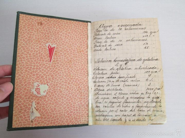 Libros antiguos: PETITORIO - FORMULARIO. MEDICO - FARMACEUTICO. FARMACIAS MILITARES DEL EJERCITO EPAÑOL. 1907 - Foto 9 - 60437991